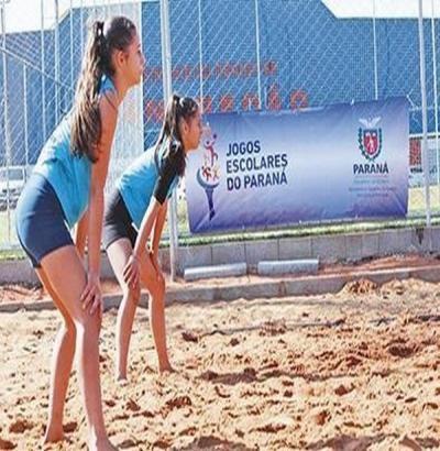 Gêmeas de Salto do Lontra são campeãs estaduais de vôlei de praia