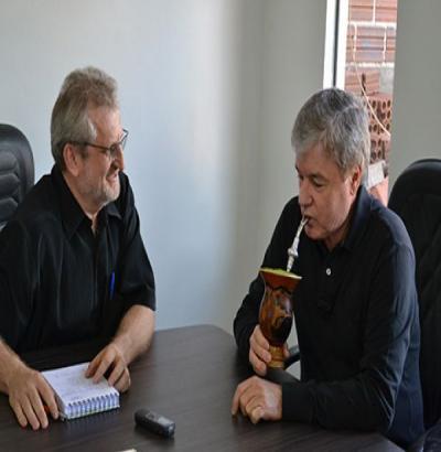 Rossoni assume o Governo do Paraná