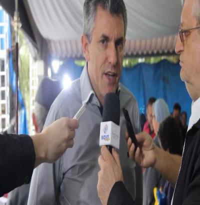 VÍDEO: Padre Geraldo Macagnan, administrador Diocesano, destaca a devoção dos fiéis em Nossa Senhhora