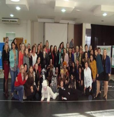 Workshop da Faciap Mulher é realizado em Francisco Beltrão